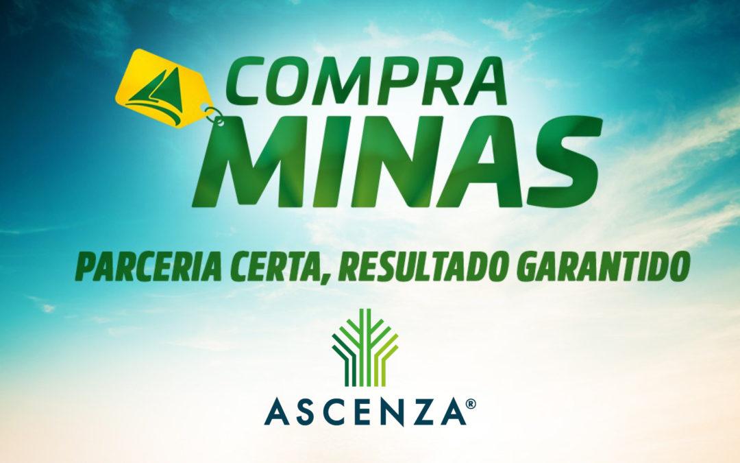 ASCENZA participa do Compra Minas Minasul